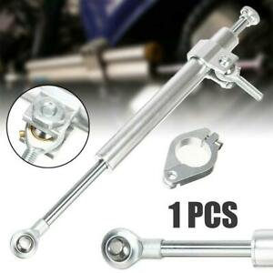 33cm Motorcycle Steering Damper Stabilizer Linear Reversed Safety Control Parts