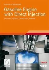 Gasoline Engine With Direct Injection (atz/mtz-Fachbuch): By Richard van Bass...