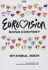 Eurovision Song Contest - Istanbul 2004 (DVD, 2-Disk Set)