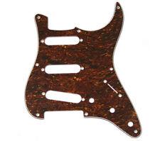 Economy Tortoise 8-hole Pickguard for '57 Fender Stratocaster/Strat® SPG57-ET