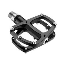 """Giant LIV Bicycle Sport Pedals 9/16"""" Axle Black 5 Pin Platform"""