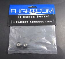 Flightcom Headband Knob P/N 551-0002-00 Headset Accessory EZ Grip Aviation Parts