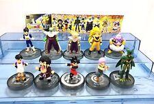 10Pc Full Set Japan Bandai Dragon Ball Z Color Gashapon Toy Action Figure Part 1