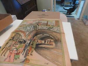 1904 The World Newspaper New York's New Wonder The Subway