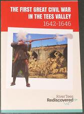 ENGLISH CIVIL WAR TEES VALLEY Military Campaign Battles Northern England 1642-46