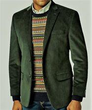 Lauren Ralph Lauren Men Blazer Size 50R Men Autumn Winter Corduroy Suit Jacket