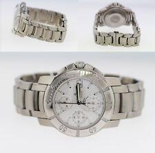 Baume & Mercier Capeland Chronograph Stainless Steel Men's 41mm Watch 65366