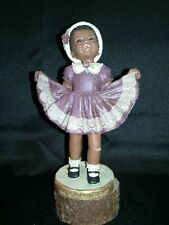 "All God's Children Black Americana Miss Martha Holcombe ""Jane"" Free Shipping"