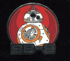 Star Wars The Force Awakens Starter Set BB-8 Disney Pin 119038