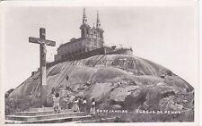 BRAZIL - Rio de Janeiro - Igreja da Pehna - Photo Postcard