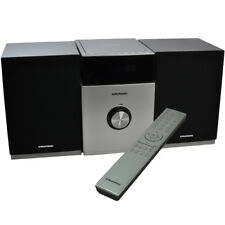 Grundig MS 520 BT Kompaktanlage Micro Hifi System ANLAGE BLUETOOTH USB MP3