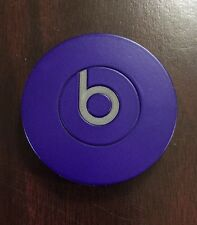 Genuine Beats by Dr. Dre Solo HD Center Cap Lid Badge Drenched In Purple - Part
