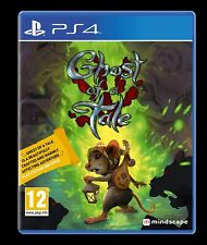 Ghost Of A Tale For PS4 (New & Sealed)