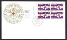 Canada    # 736 LLpb    ORDER OF CANADA MEDAL    New 1977 Unaddressed