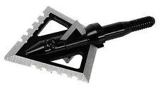 Magnus Black Hornet SerRazor 4 Blade Broadheads 100 Grain 3 Pack