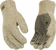 Kinco 5299-L Alyeska Ragg Wolle Voll Finger Handschuh mit Thermo Futter, Groß