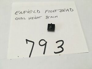 Enfield  Front sight bead.