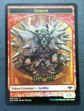 Goblin Token Foil - Modern Horizons - Mtg Magic Cards # 7J64