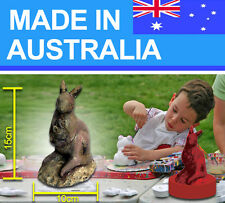 Kangaroo latex Mould/Mold plaster/candle/soap 1048