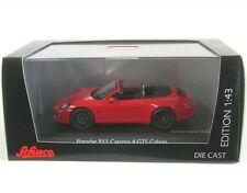 Porsche 911 Carrera 4 GTS Cabrio (indio rojo)