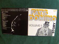 "FATS DOMINO STORY Volume 4 ""Rare Dominos"" LP / gatefold UNITED ARTISTS UAS 29145"