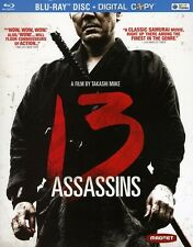 13 Assassins [Includes Digital (2011, Blu-ray NIEUW) BLU-RAY/WS/JPN LNG/ENG DUB-