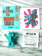 Gargamel Smogon Zokki Kaiju w/ Header & Limited Print - Secret Base, Super7