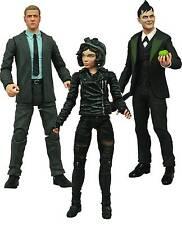 Diamond Select GOTHAM Series 1 Figure Set! Jim Gordon! Selena! Penguin! CW TV