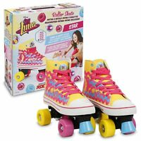 Disney Soy Luna Roller Skates Star Original TV  Size 30/31 2017 Giochi Preziosi