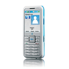 SKYPE PHONE 3 WP-S1 NUOVO Cellulare Per Videochiamate UFFICI E RIUNIONI Bianco