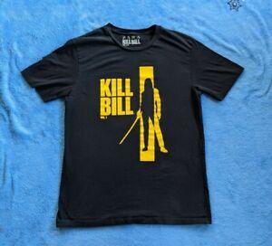KILL BILL Vol. 1 Large T-shirt Zara Quentin Tarantino Uma Thurman Action Movie