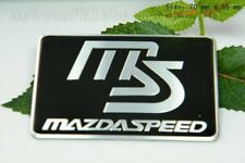 D357 Mazda Speed Auto 3D Emblem Badge Aufkleber PKW KFZ emblema Car Sticker
