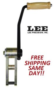 LEE Pro 1000 and Turret Press WOOD Roller Handle Upgrade Kit  # 90074  New!