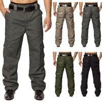 Pantalon cargo Jeans Loose Fit pantalons chino Pantalon cargo travail Pantalon M