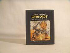 Warlords (Atari 2600, 1981) game only