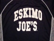 Eskimo Joe's Mesh Football Jersey Bar & Grill Tourist Gym Workout Jog T Shirt M