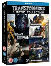 Transformers: 5-movie Collection (Bonus Disc ) [Blu-Ray]