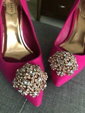 Ted Baker Brooch Shoes UK SIZE 6