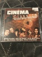 """""""CINEMA CLASSICS""""-GREATEST MOVIE SONGS-DYLAN-10cc-COSTELLO-PHIL COLLINS-CD"""