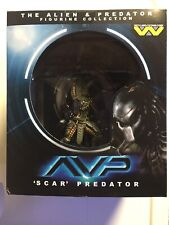 Eaglemoss Aliens & Predators SCAR PREDATOR 1/16 Figure Brand New