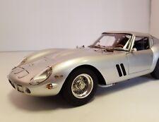 1962 Ferrari 250 GTO in Silver by CMC in 1:18 Scale M-151 CMC151