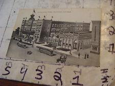Orig>Vint>post card<1910 LA CORONA HOTEL MONTREAL,