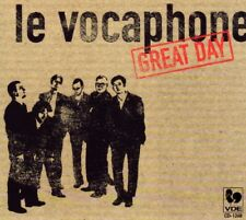 Le VOCAPHONE / Great Day / (1 CD) / Neuf