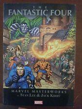 Marvel Masterworks - The Fantastic Four 9 PAPERBACK Book