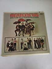 Vintage Vinyl The Beatles '65 Record LP Album Jj4a
