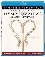 Nymphomaniac 1 & 2 Blu-ray