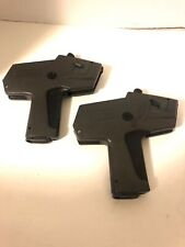 Avery Dennison Monarch 1110 Price Tag Gun Label Tagger Used Lot Of 2