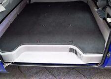 Fußmatte VW Bus T4 Caravelle Gastraum-Matte Premium Velour ANTHRAZIT