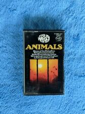 THE MOST OF THE ANIMALS Cassette Tape Rock TC-MFP 5218