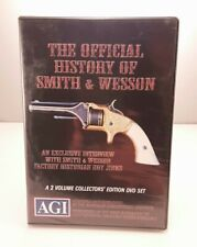 The Official History of Smith & Wesson Gunsmithing Dvd Agi Video Roy Jinks